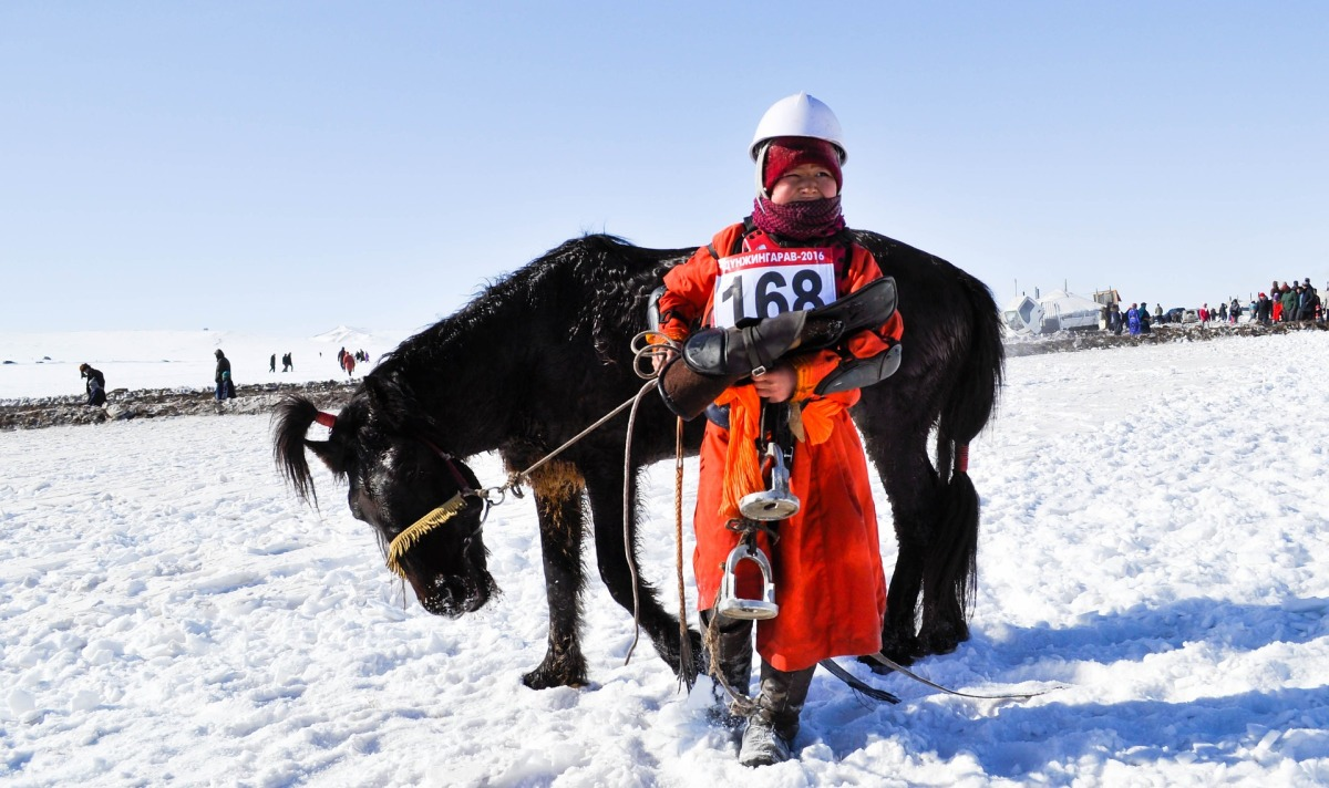 Mongolian Child Jockeys - Tradition or Human Rights Abuse?