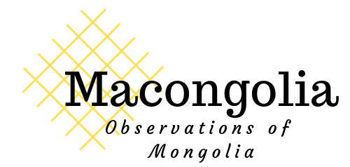 Macongolia: Observations of Mongolia