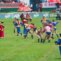 Finding Women in Naadam's Manly Sports